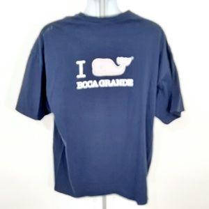 Vineyard Vines Martha's Vineyard Men's T-shirt Siz